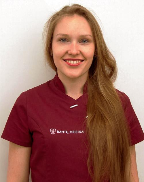 Odontologė Julija Krujalskienė