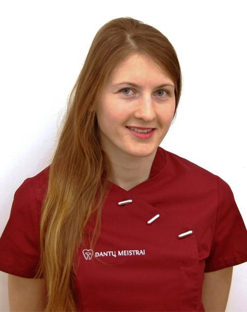 Odontologo asistentė Inga Vaičionienė
